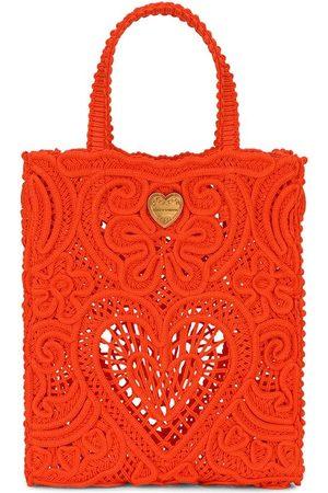 Dolce & Gabbana Kleiner Beatrice Häkel-Shopper