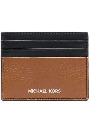 Michael Kors Herren Geldbörsen & Etuis - Engraved-logo cardholder