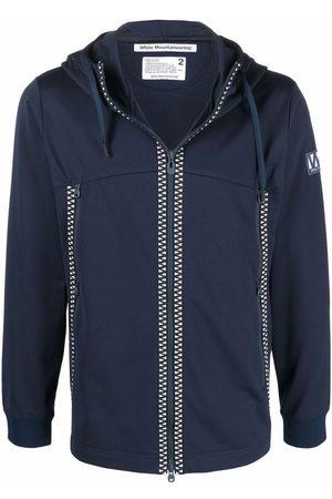 White Mountaineering Herren Sweatshirts - Hoodie mit Logo-Patch