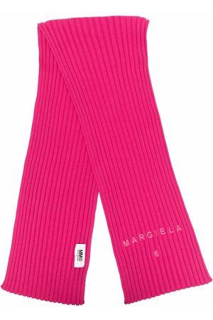 MM6 Maison Margiela Damen Schals - Schal mit Logo