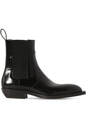 Bottega Veneta Herren Chelsea Boots - Chelsea-stiefel Aus Leder