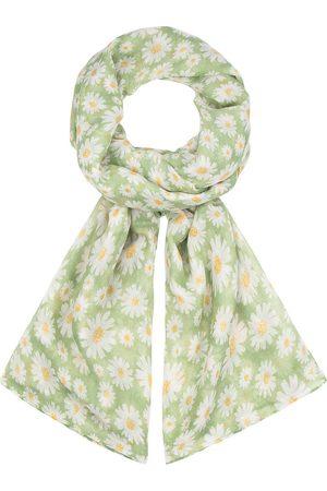 Cox Damen Schals - Tuch in mittelgrün, Tücher & Schals für Damen