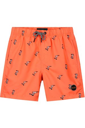Shiwi Jungen Sneakers - Badeshorts 'Snoopy Happy Skater