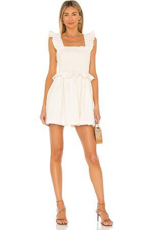 Tularosa Hillary Mini Dress in . Size XXS, XS, S, M, XL.