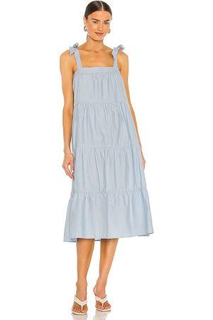 Nation LTD Amelia Tie Dress in . Size S, XS, M.