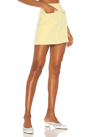 Song of Style Gala Mini Skirt in . Size S, XXS, XS, M.