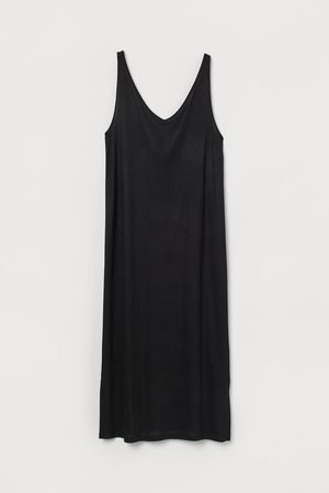 H&M Ärmelloses Jerseykleid