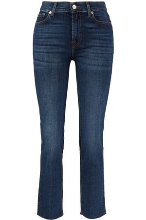 7 for all Mankind Jeans 'Skinny Crop