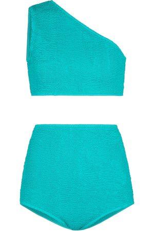 Bottega Veneta One-Shoulder-Bikini