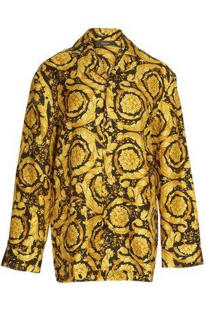 VERSACE Hemd im Pyjama-Style