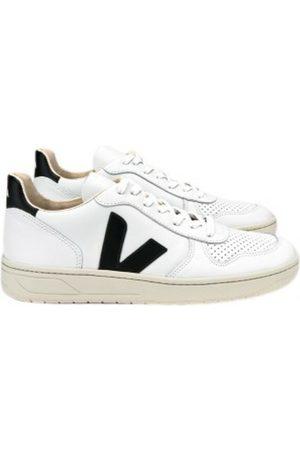 Veja V-10 Ledersneaker , Damen, Größe: 42