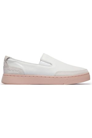 Timberland Atlanta Green Slipper Für Damen In Weiß/pink Weiß/pink