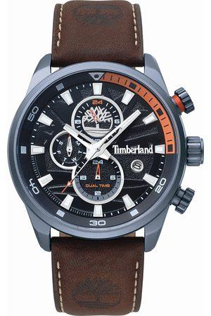 Timberland Herren Uhren - Henniker II 14816JLU/02A Brown/Grey