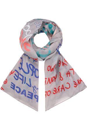 Codello Schal in mittelgrau, Tücher & Schals für Damen