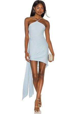 NBD Mesa Halter Dress in . Size XXS, XS, S, M, XL.