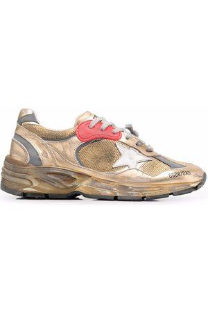 Golden Goose Running Sole Sneakers im Distressed-Look