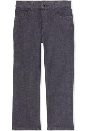 Burberry Kids Jungen Straight - Jeans mit geradem Bein