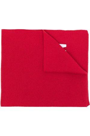 Dsquared2 Gerippter Schal mit Logo-Stickerei