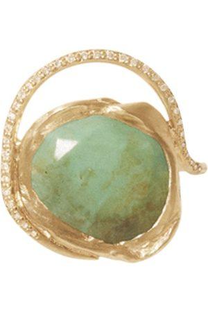 Pascale Monvoisin Damen Halsketten - Ring Gaïa