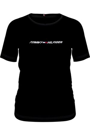 Tommy Hilfiger Sport Damen Sport BHs - T-Shirt »LIGHT INTENSITY LBR RACER BRA« mit Linear Logo