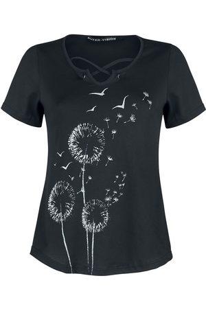 Outer Vision Dandelion Dreams T-Shirt