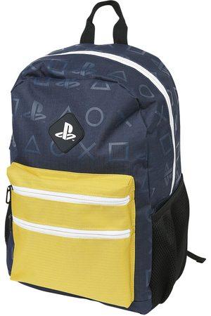 Playstation 3 Colour Block Rucksack /