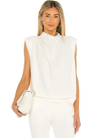 Amanda Uprichard Damen T-Shirts, Polos & Longsleeves - Sleeveless Fabienne Top in . Size XS.