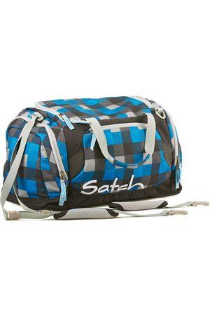Satch Herren Umhängetaschen - Sporttasche 25 Liter, Airtwist karo