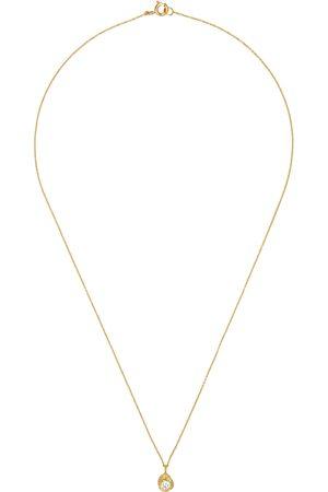 ELHANATI Solitaire VVS Diamond Iman Necklace