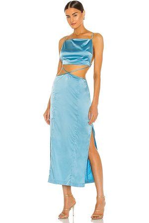 Hansen & Gretel Serpentine Dress in . Size M.