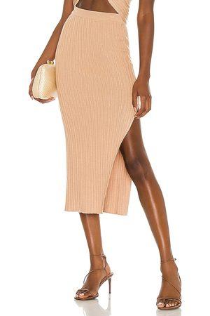 Camila Coelho Lyon Skirt in . Size XS, S, M, XL.