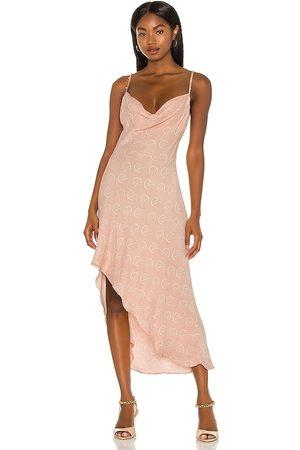 Camila Coelho Otavia Slip Dress in . Size XXS, XS, S, M, XL.
