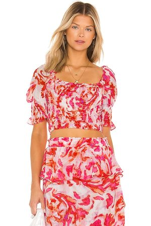 MISA Abbey Top in ,Pink. Size XS, S, M.