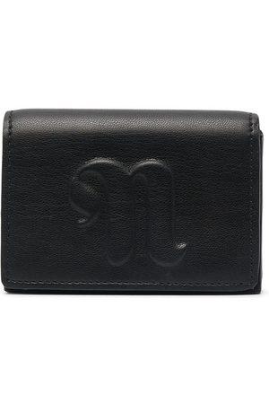 Nanushka Portemonnaie mit Logo-Prägung