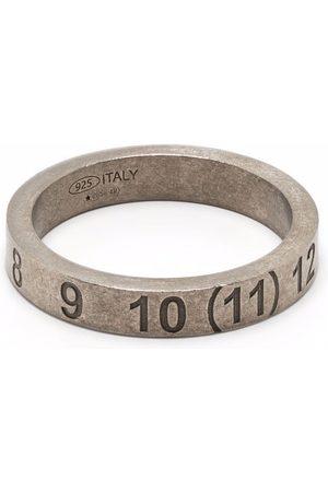 Maison Margiela Ring mit Nummern
