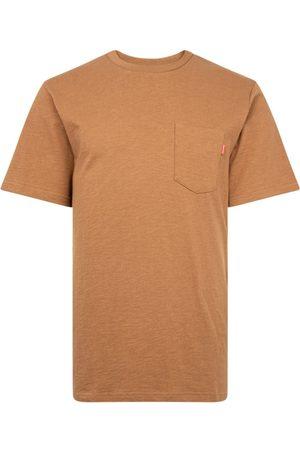 Supreme SS 19 T-Shirt mit aufgesetzter Tasche