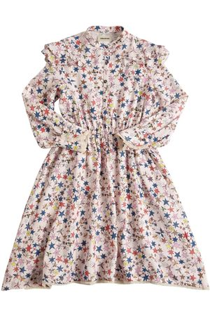 Zadig & Voltaire Kleid Aus Viskose Mit Druck