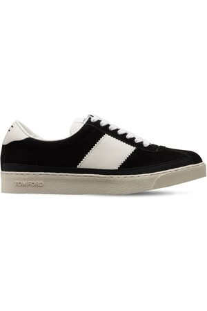 """Tom Ford 20mm Hohe Sneakers Aus Wildleder """"bannister"""""""