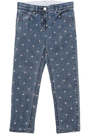 Stella McCartney Jeans Aus Besticktem Stretch