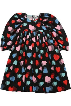Stella McCartney Kleid Aus Lyocelltwill Mit Druck