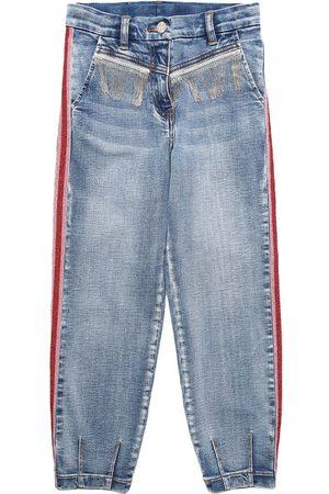 MONNALISA Jeans Aus Stretch-baumwolldenim