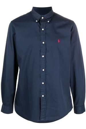 Ralph Lauren Herren T-Shirts, Polos & Longsleeves - Hemd , Herren, Größe: L