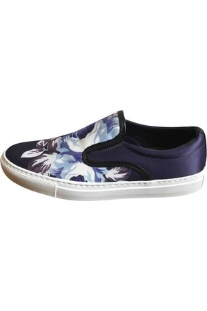 MOTHER OF PEARL Leinen Sneakers