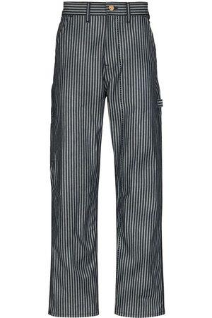 ARIES Herren Baggy & Boyfriend - X Lee Carpenter Jeans mit Streifen