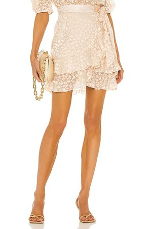 Sabina Musayev Damen Röcke - Campari Skirt in . Size XS, S, M.