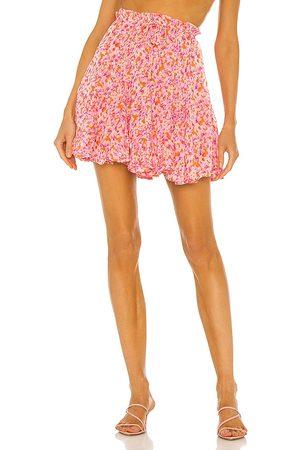 Sabina Musayev Merlot Skirt in . Size XS, S, M.