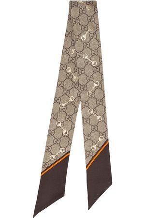Gucci Damen Schals - Tuch GG aus Seide