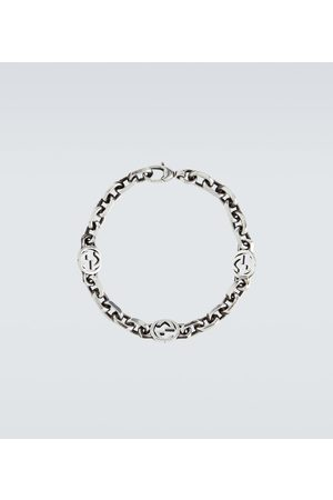 Gucci Armbänder - Armband Interlocking G aus