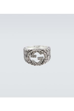 Gucci Ringe - Ring Interlocking G aus