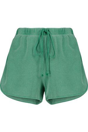 Velvet Shorts Presely aus Baumwolle